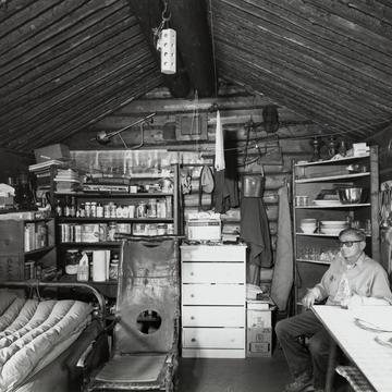 Gus Larson Cabin