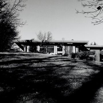 Walter House (Cedar Rock)