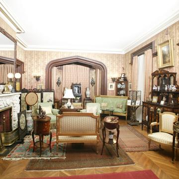 George Noble Jones House (Kingscote) (north parlor)