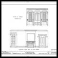 George Noble Jones House (Kingscote) (drawing)
